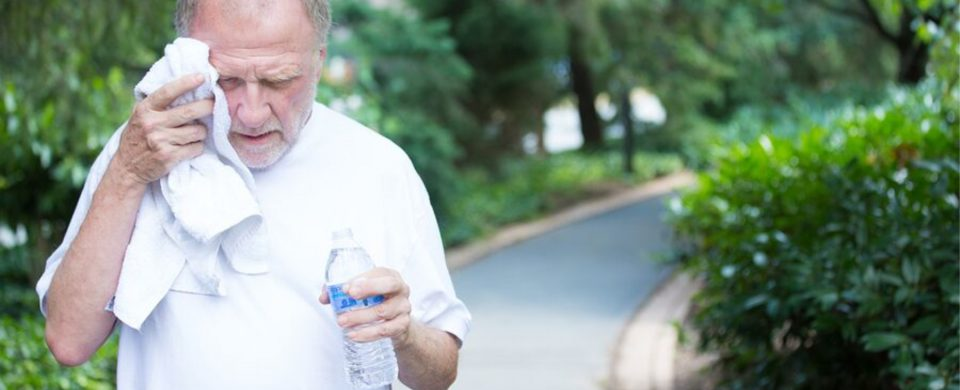 Senior Care in La Jolla CA: Senior Hydration