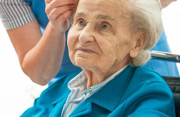 Caregiver in Pacific Beach CA: Hair Loss in Elderly Women