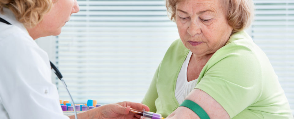 Home Health Care in Pacific Beach CA: Senior Blood Donation