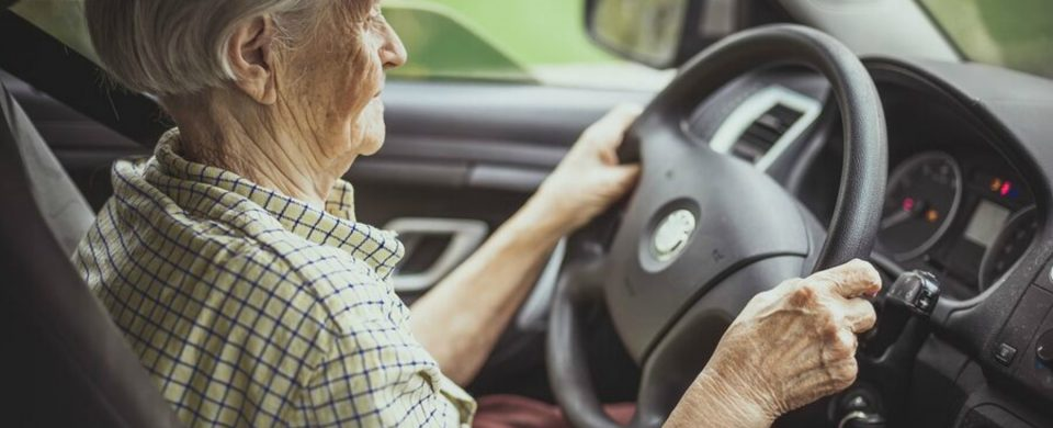 Senior Care in La Jolla CA: Senior Driving