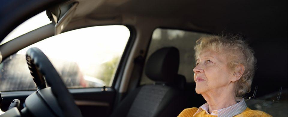 Elder Care In Coronado CA: Senior Driving