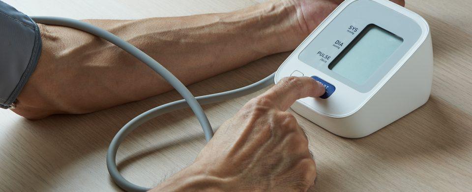 Caregiver in San Diego CA: High Blood Pressure