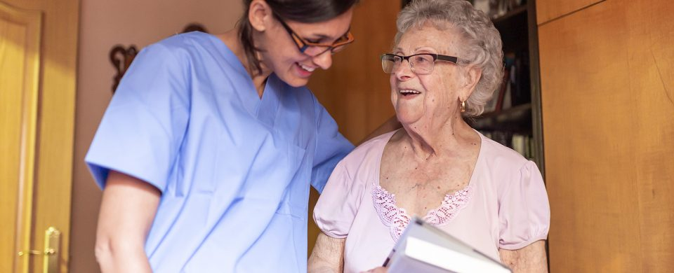 24 Hour Home Care in San Diego CA: Happiness